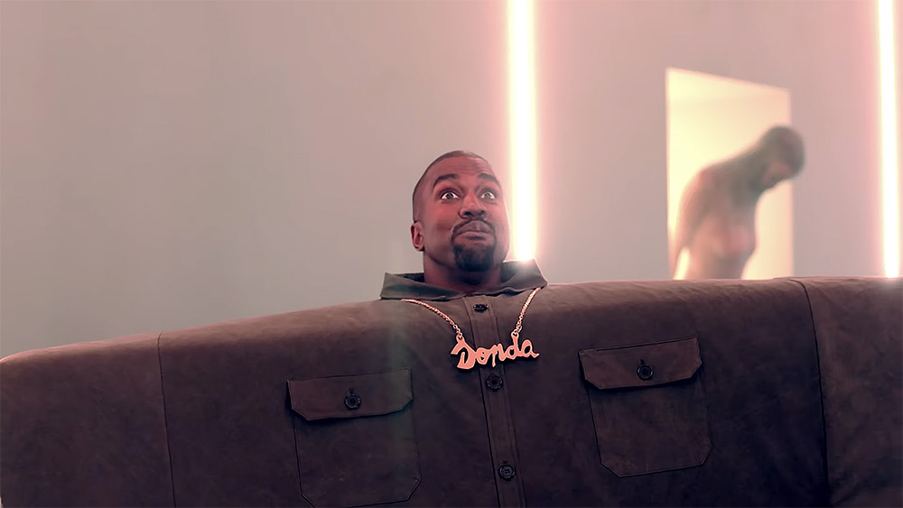 Kanye West - I Love It (YouTube)
