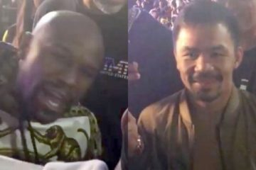 Mayweather Ultra Japan