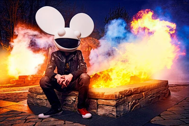 deadmau5 press image