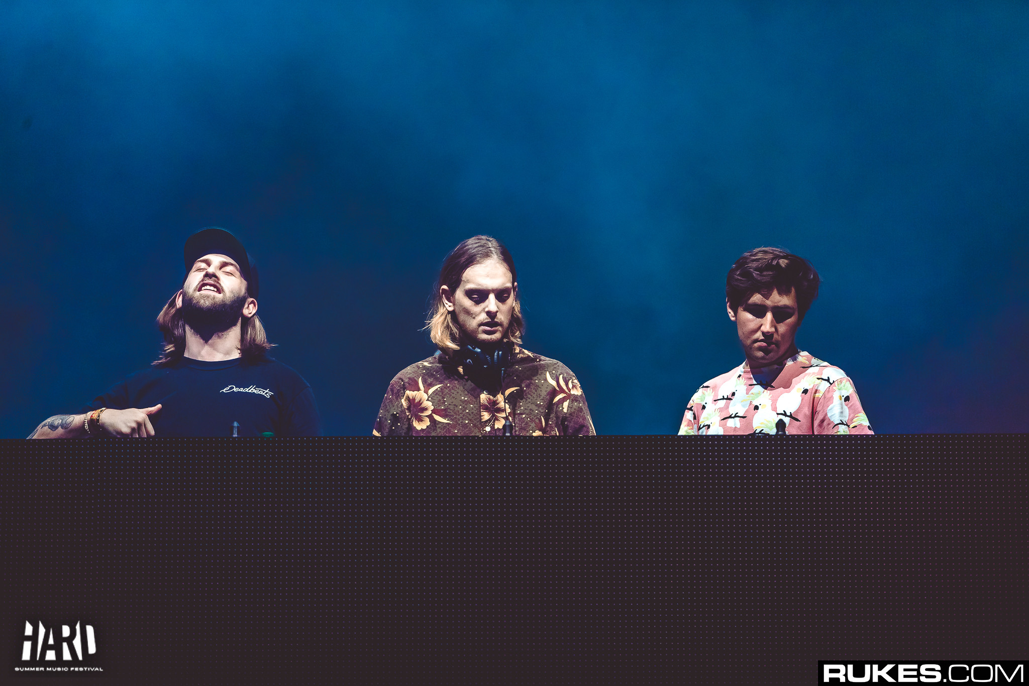 ZEDS DEAD brought out JAUZ to play their new collab at Ultra