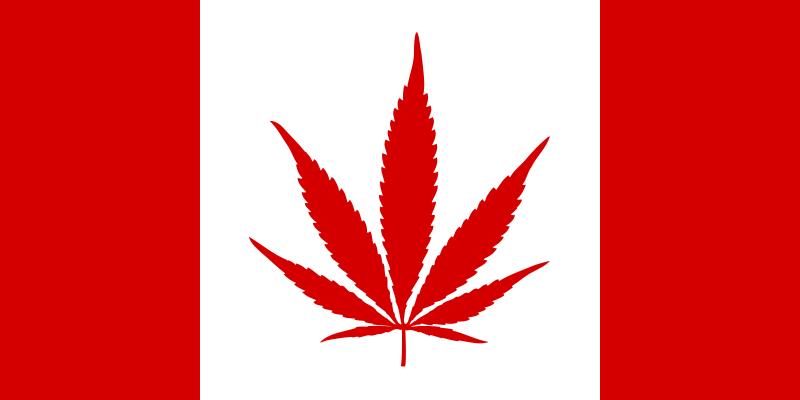 Canada - weed legal