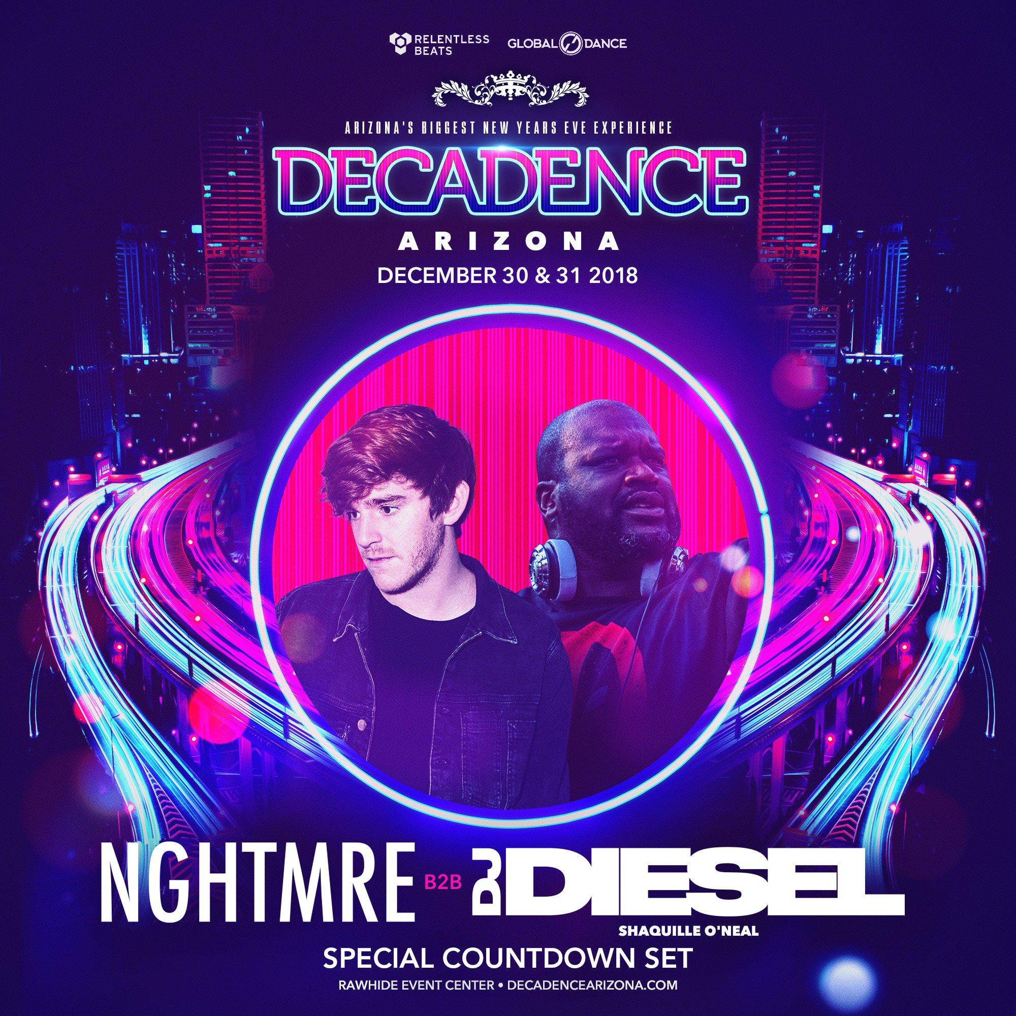 NGHTMRE & DJ Diesel