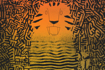 LondonBridge Sabertooth Tiger artwork