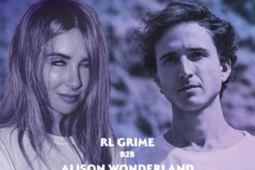 RL GRIME b2b Alison Wonderland