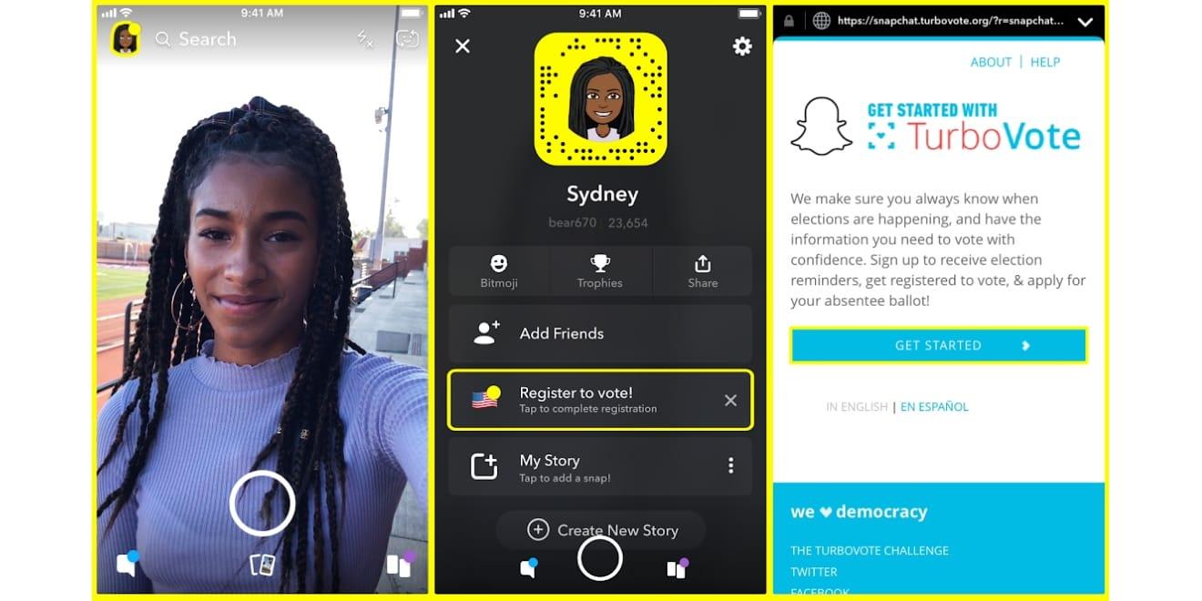 Snapchat Turbo Vote