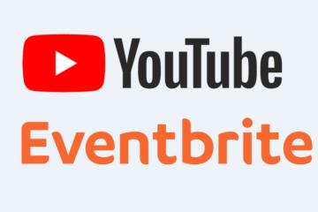 youtube eventbrite