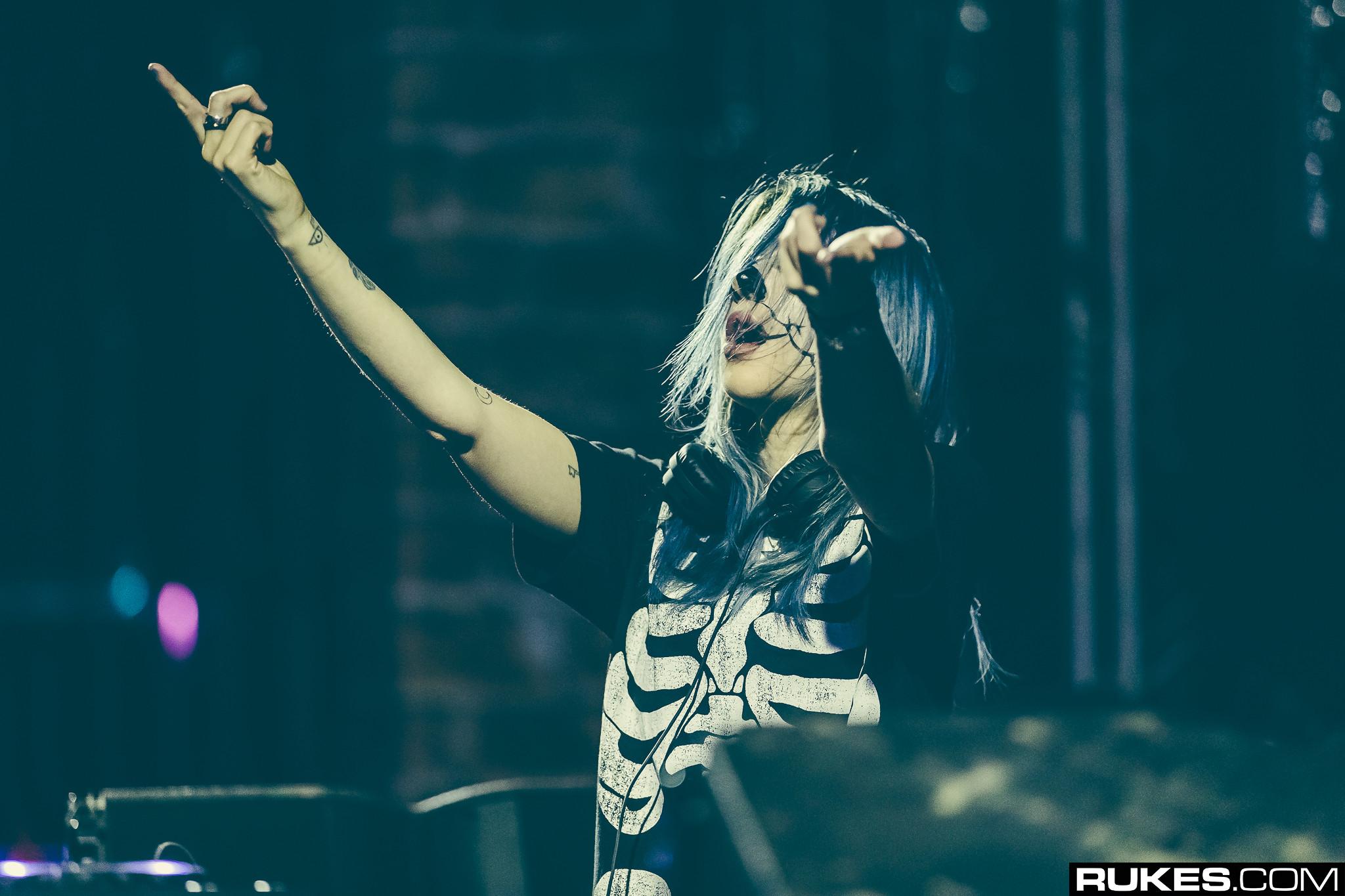 Alison Wonderland Drops Eclectic Remix Pack For Sophomore
