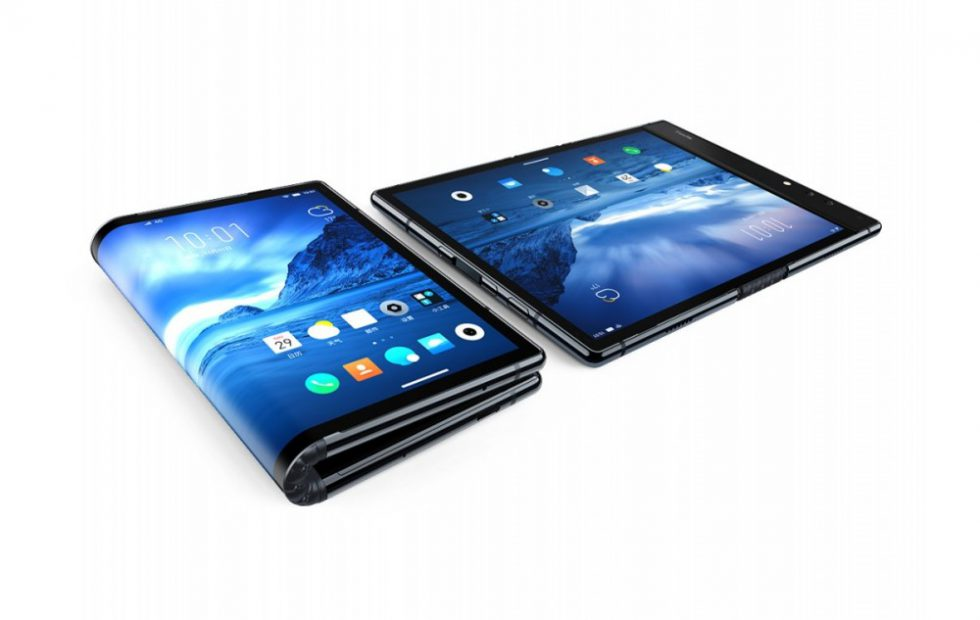 This Company Just Beat Samsung with The World's 1st Foldable Smartphone Karlie Powell