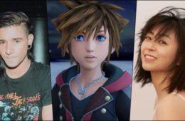 Skrillex Hikaru Utada Kingdom Hearts
