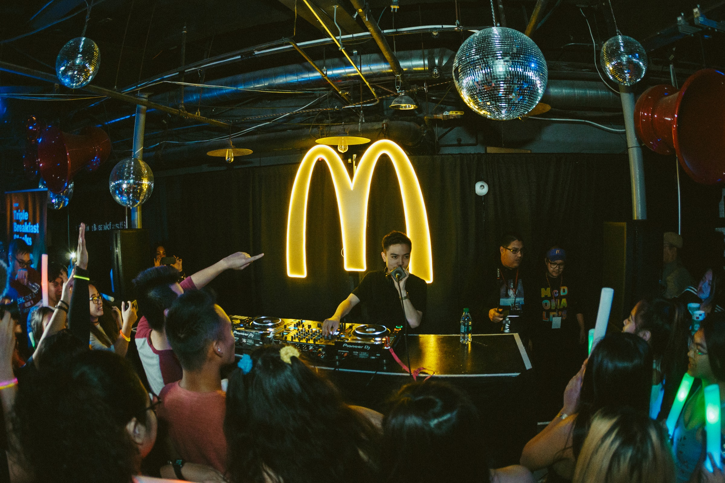 I Went To A 6am Rave Sponsored By McDonald's & This Is What It Looked Like