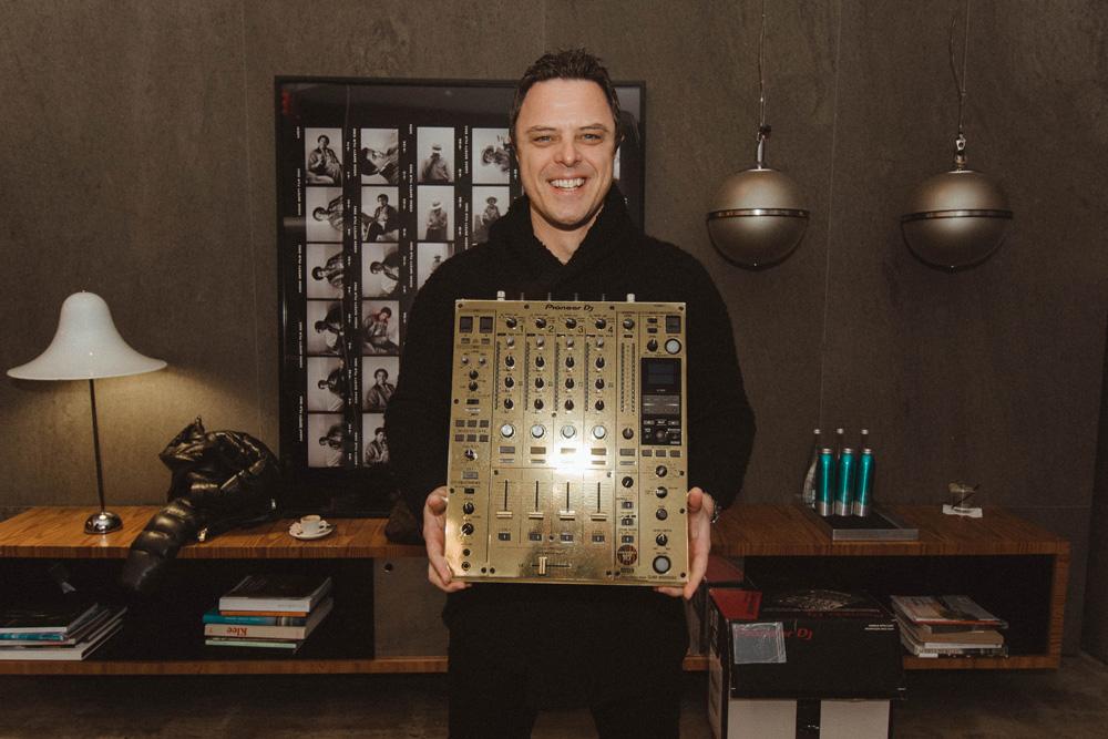 Markus Schulz Golden Mixer