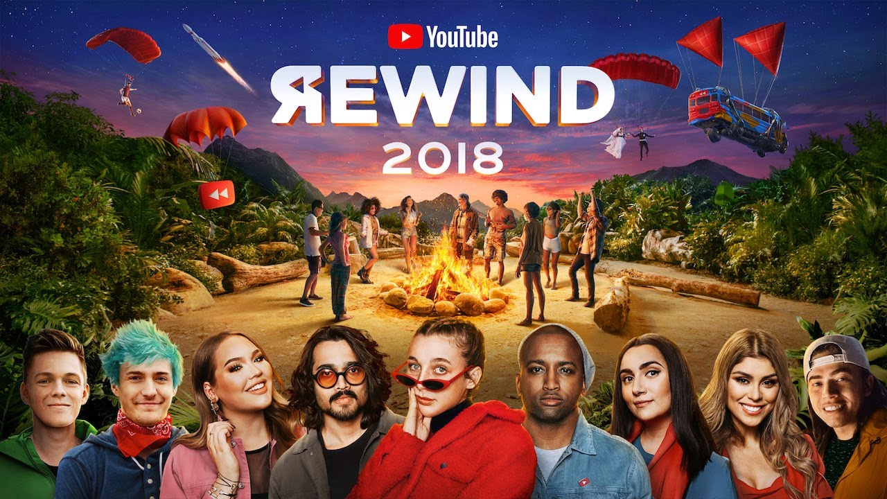YouTube Rewind 2018 Is Now The Most Disliked Video On YouTube