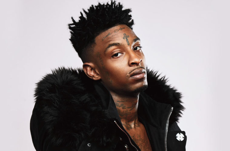 21 savage press image