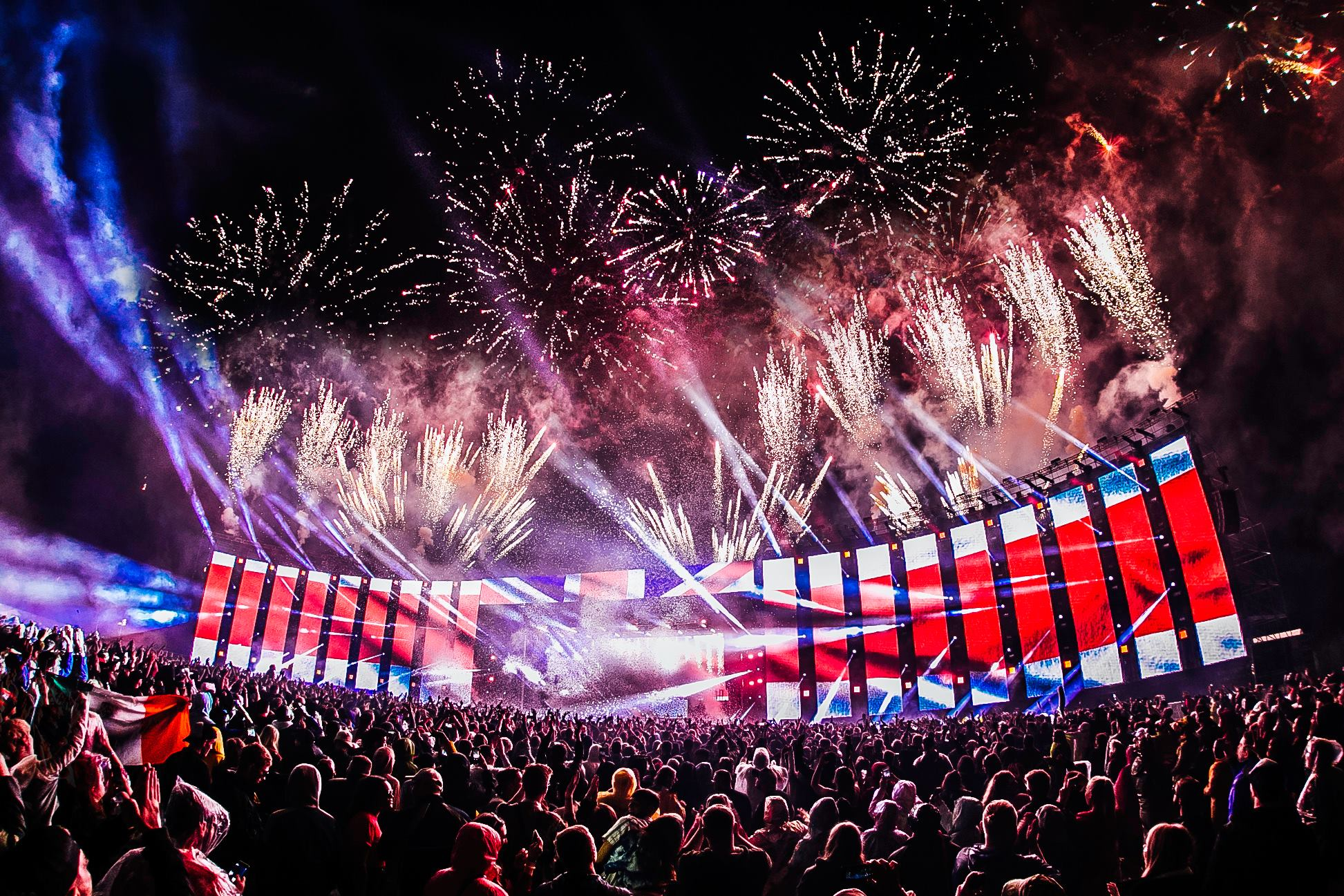 Creamfields 2019: Relive Live Sets from Swedish House Mafia, deadmau5 & More