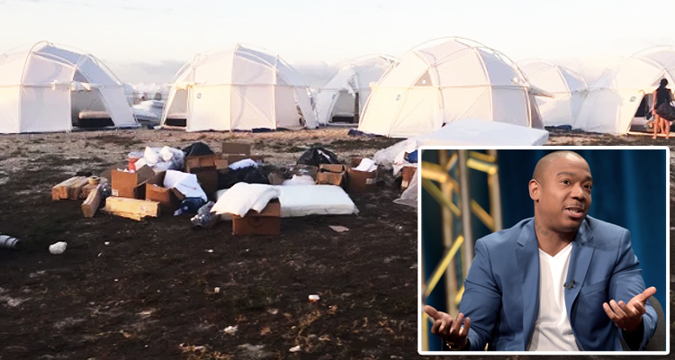 Image result for ja rule fyre festival