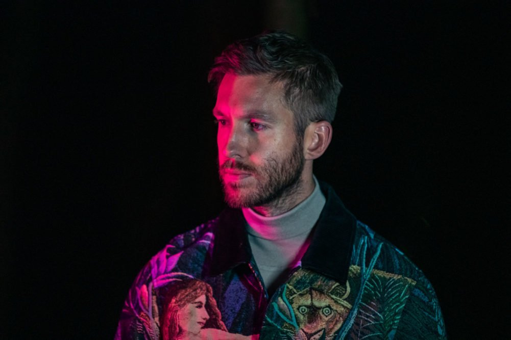 Calvin Harris Previews New Music with Big Summer Energy [LISTEN]