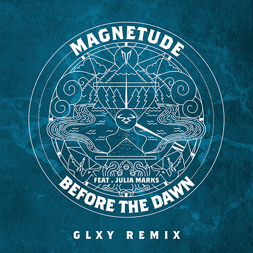 Image result for Magnetude - 'Before The Dawn' ft. Julia Marks (GLXY Remix)