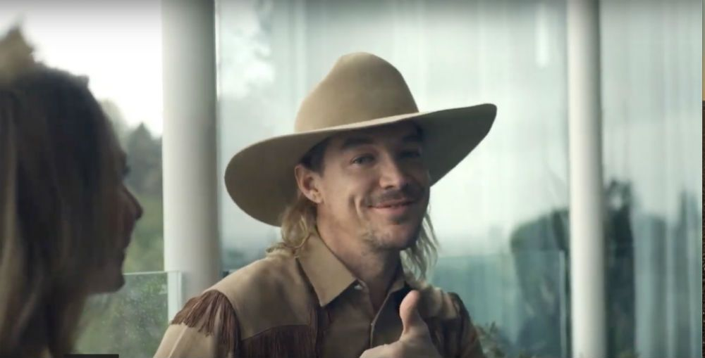 Diplo aka Thomas Wesley Goes Full Country with Latest Track