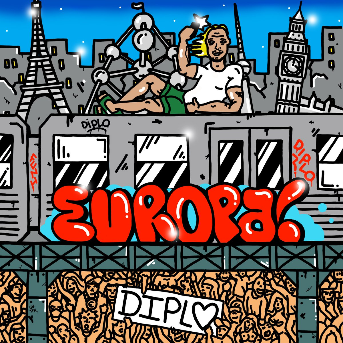 Fall In Love with Diplo's 'Europa' EP ft. Octavian, Niska & More [LISTEN]