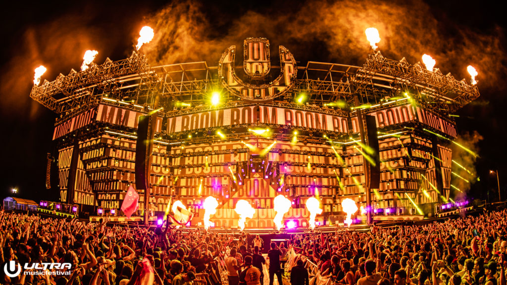 Ultra Miami Unleashes A STACKED 2020 Main Stage Lineup