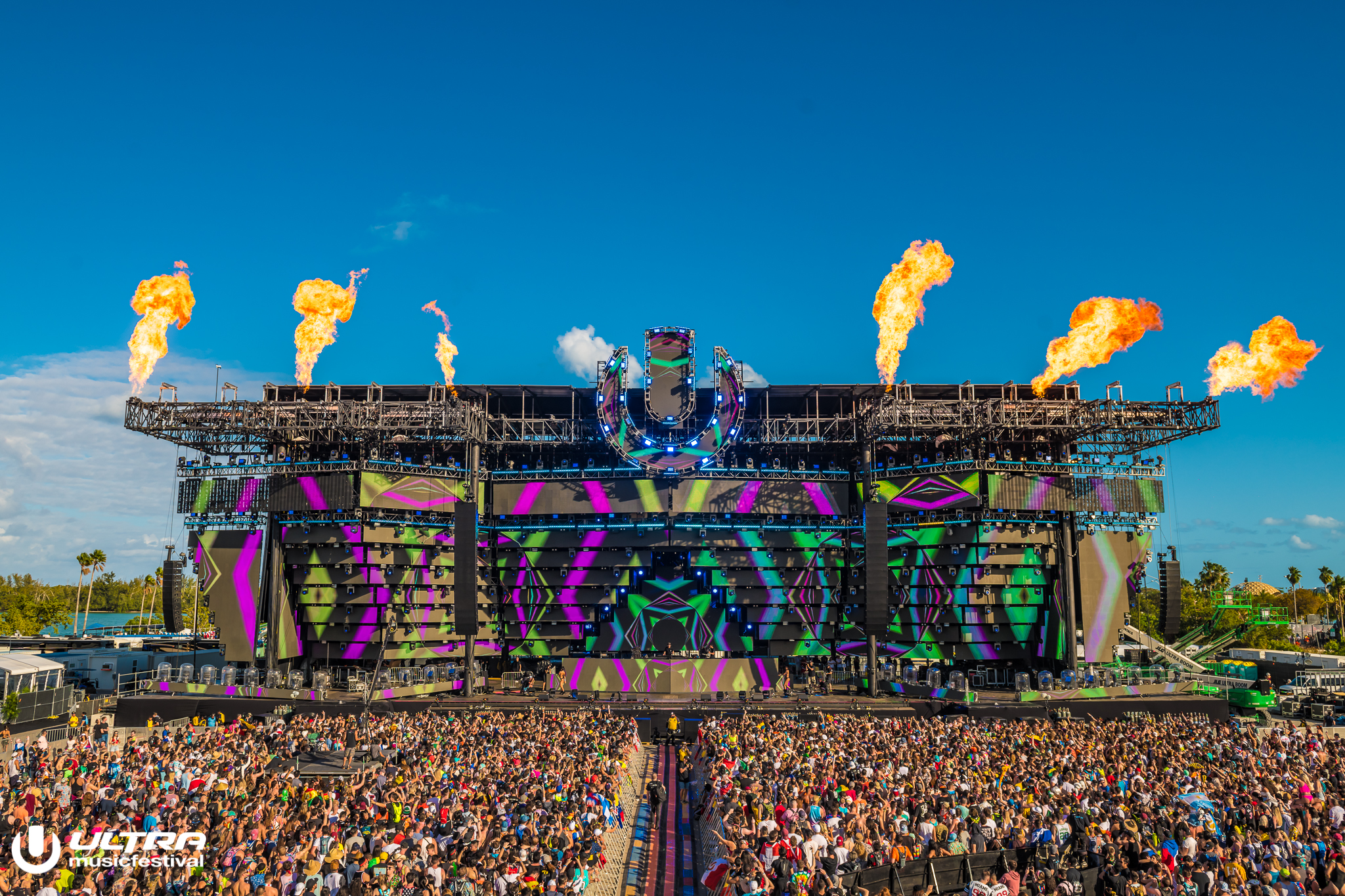 Landmark Music Festival 2020 Ultra Music Festival Commits To 'Mission: Home' Sustainability