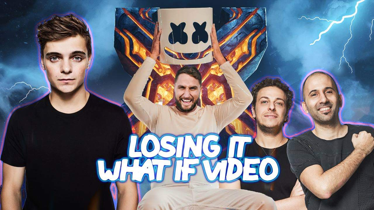 """What if Martin Garrix or Marshmello made Fisher's """"Losing It""""? thumbnail"""