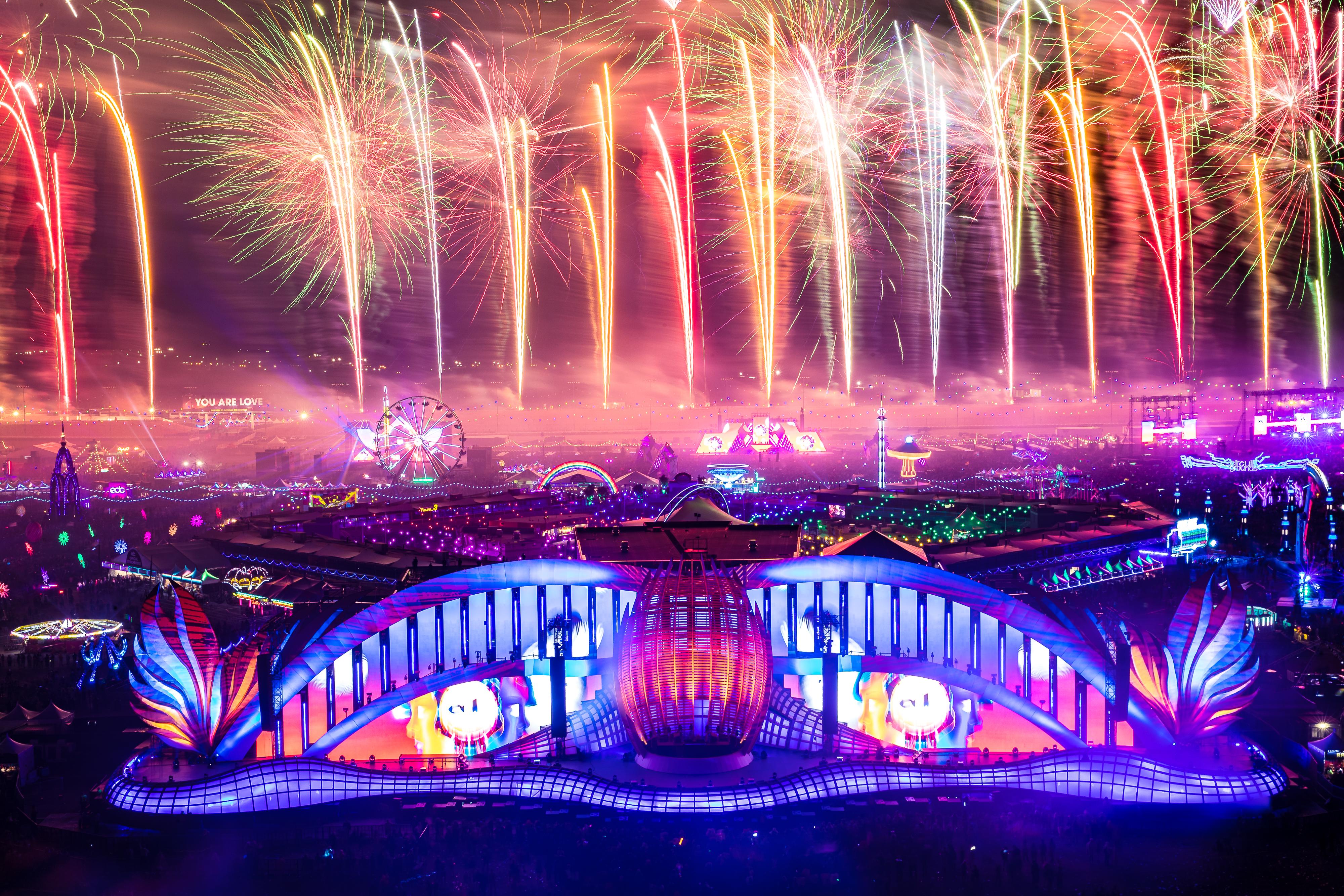 Edc 2020 Schedule EDC Las Vegas Announces Dates For 2020 Festival