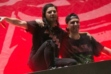 skrillex boys noize dog blood
