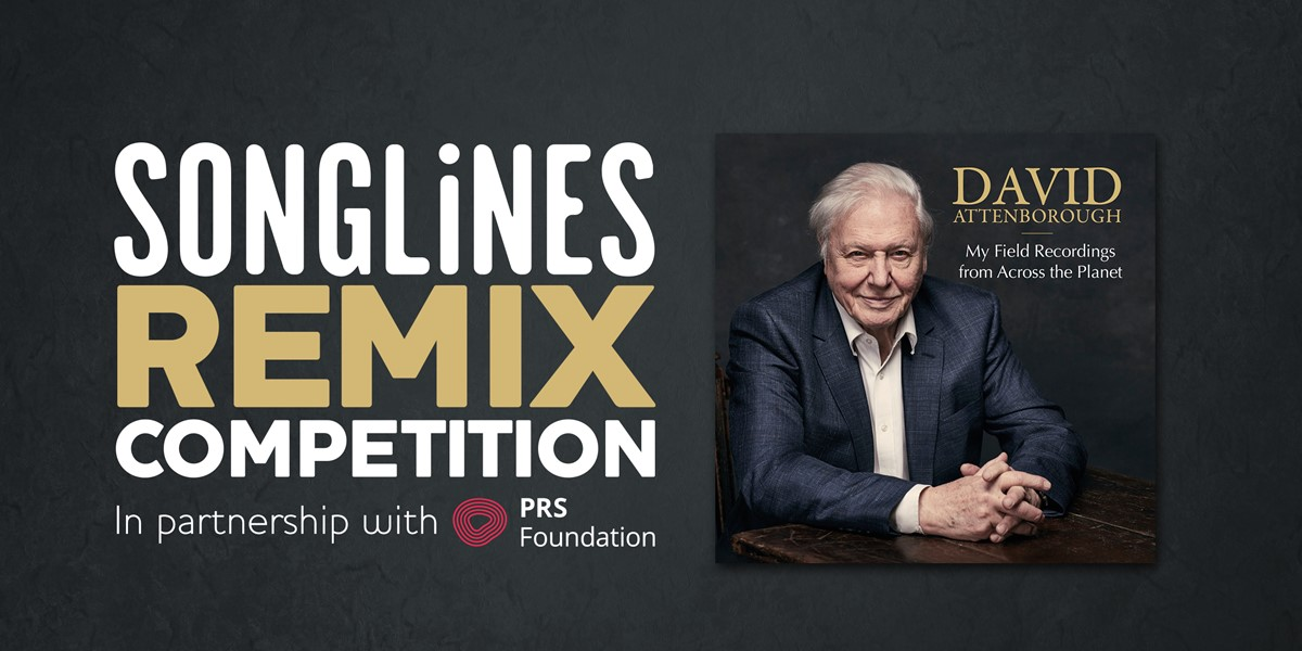 David Attenborough Launches His Own Remix Competition | Your EDM