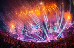 tomorrowland swedish house mafia