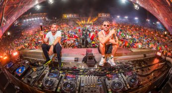 Here's All The New Music Swedish House Mafia Played In