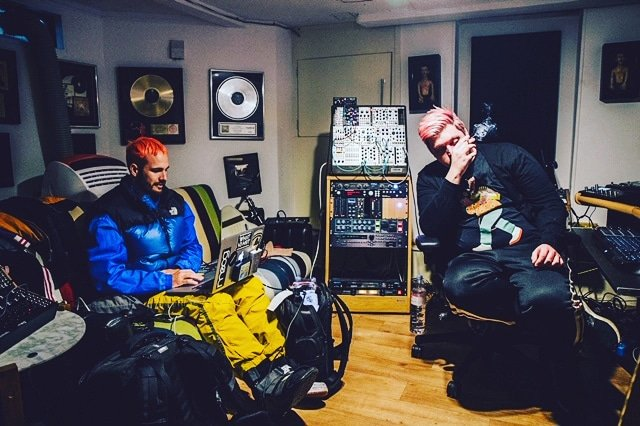 """Flux Pavilion & What So Not Team Up With Chain Gang of 1974 For New Single, """"20:25"""""""