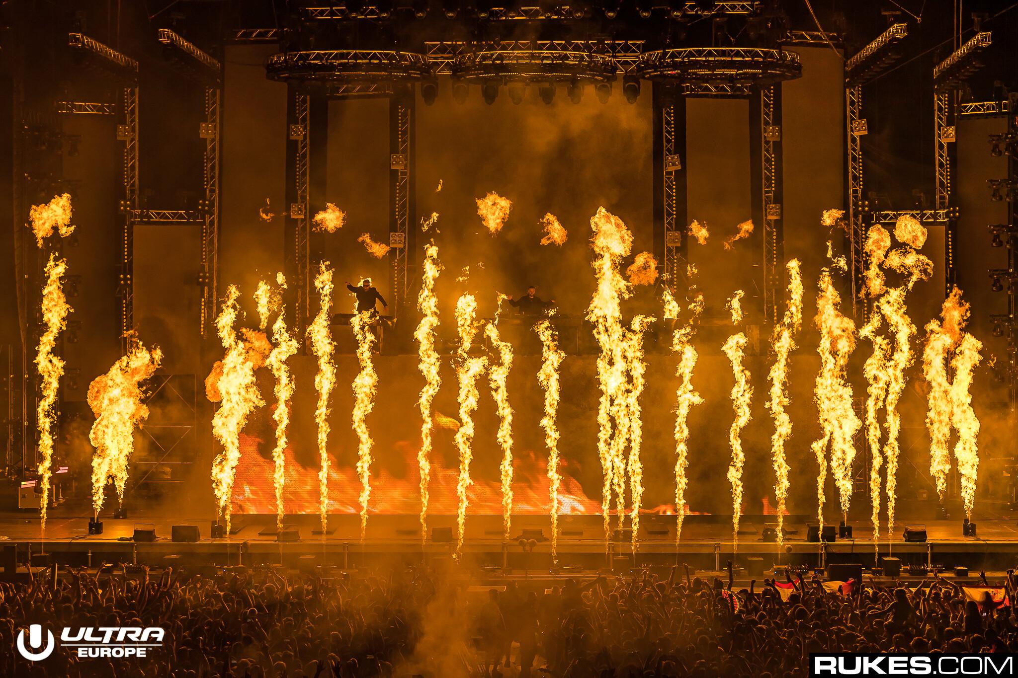 REPORT: Swedish House Mafia Pyro At Creamfields Caused £4M