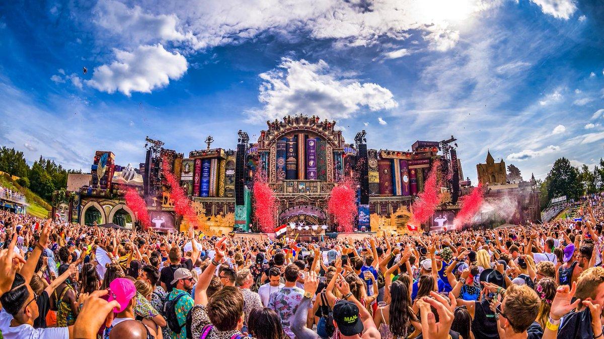 Tickets - Festival - Tomorrowland