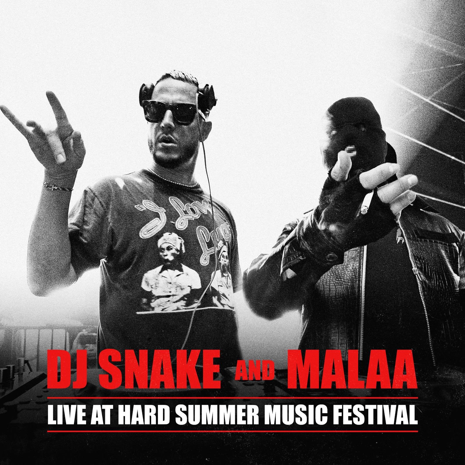 Listen To The Epic DJ Snake b2b Malaa Set from HARD Summer 2019 | Your EDM
