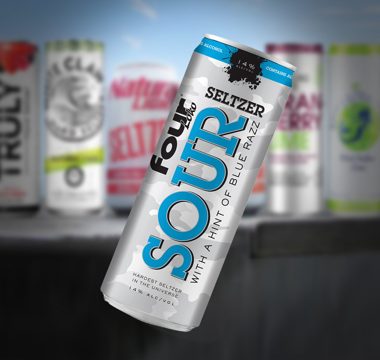 Four Loko Reveals 14% ABV Hard Seltzer To Compete With White Claw | Your EDM