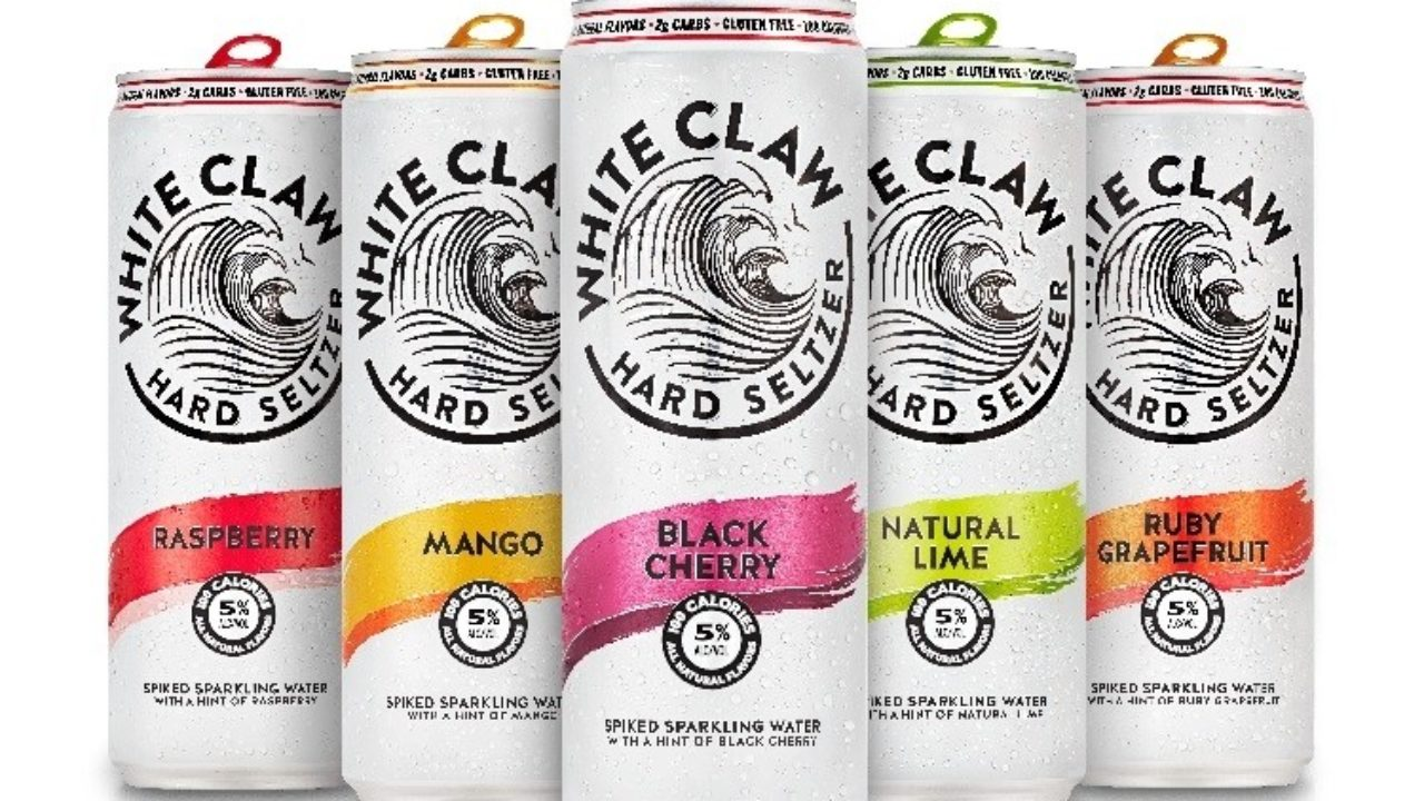 America Loves White Claw So Much That It's Running Out