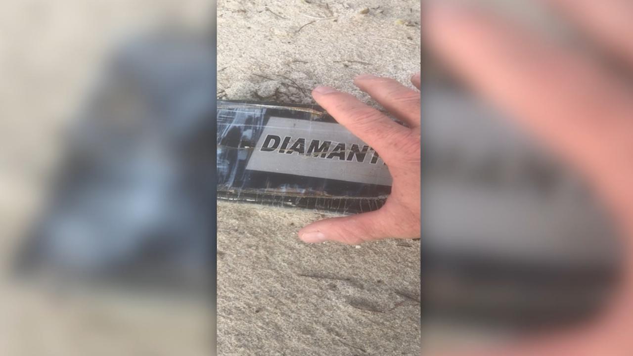 Hurricane Dorian washes ashore cocaine bricks onto Florida beaches