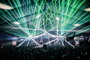 lasers generic stage