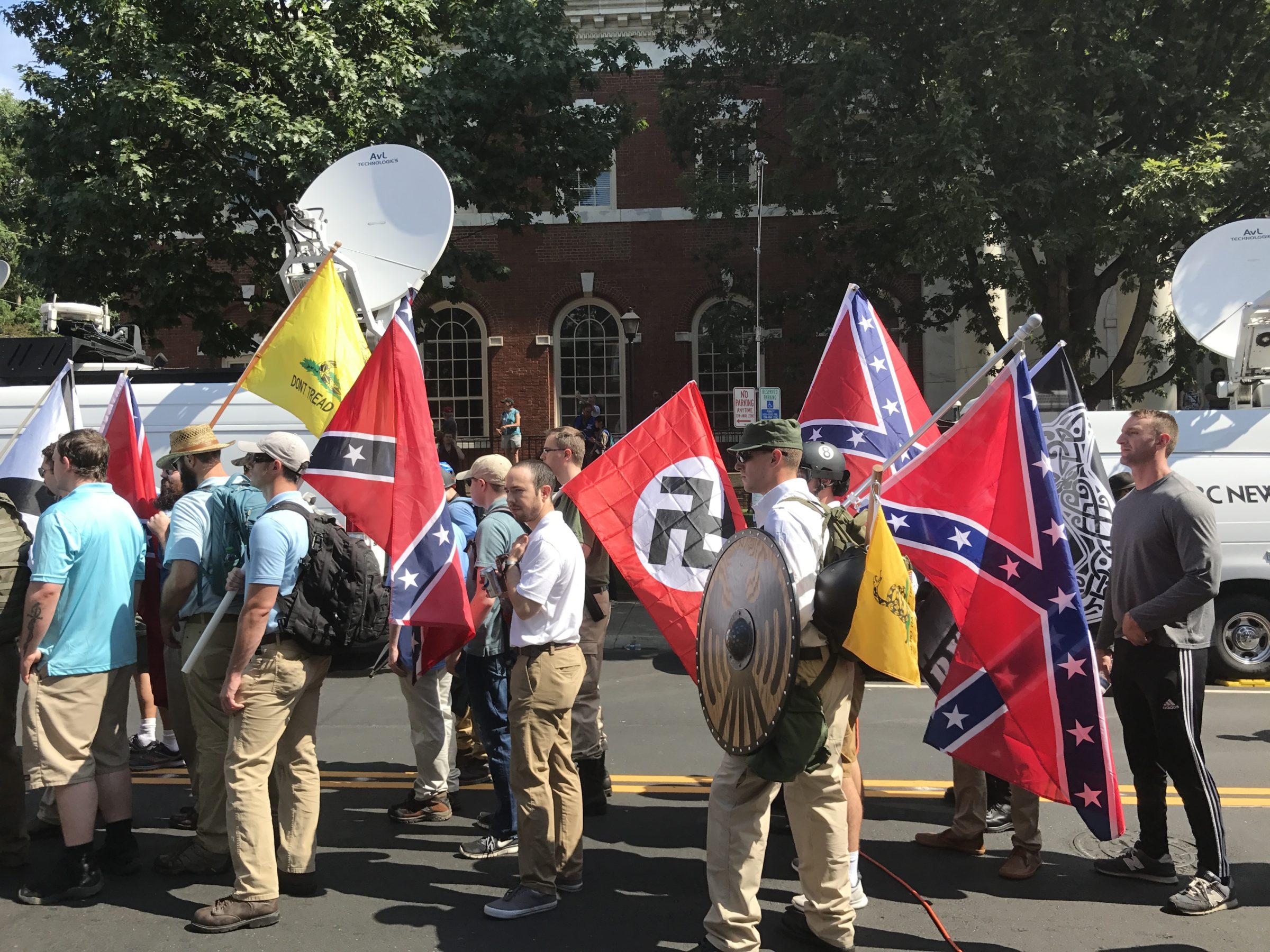 neo nazi far right