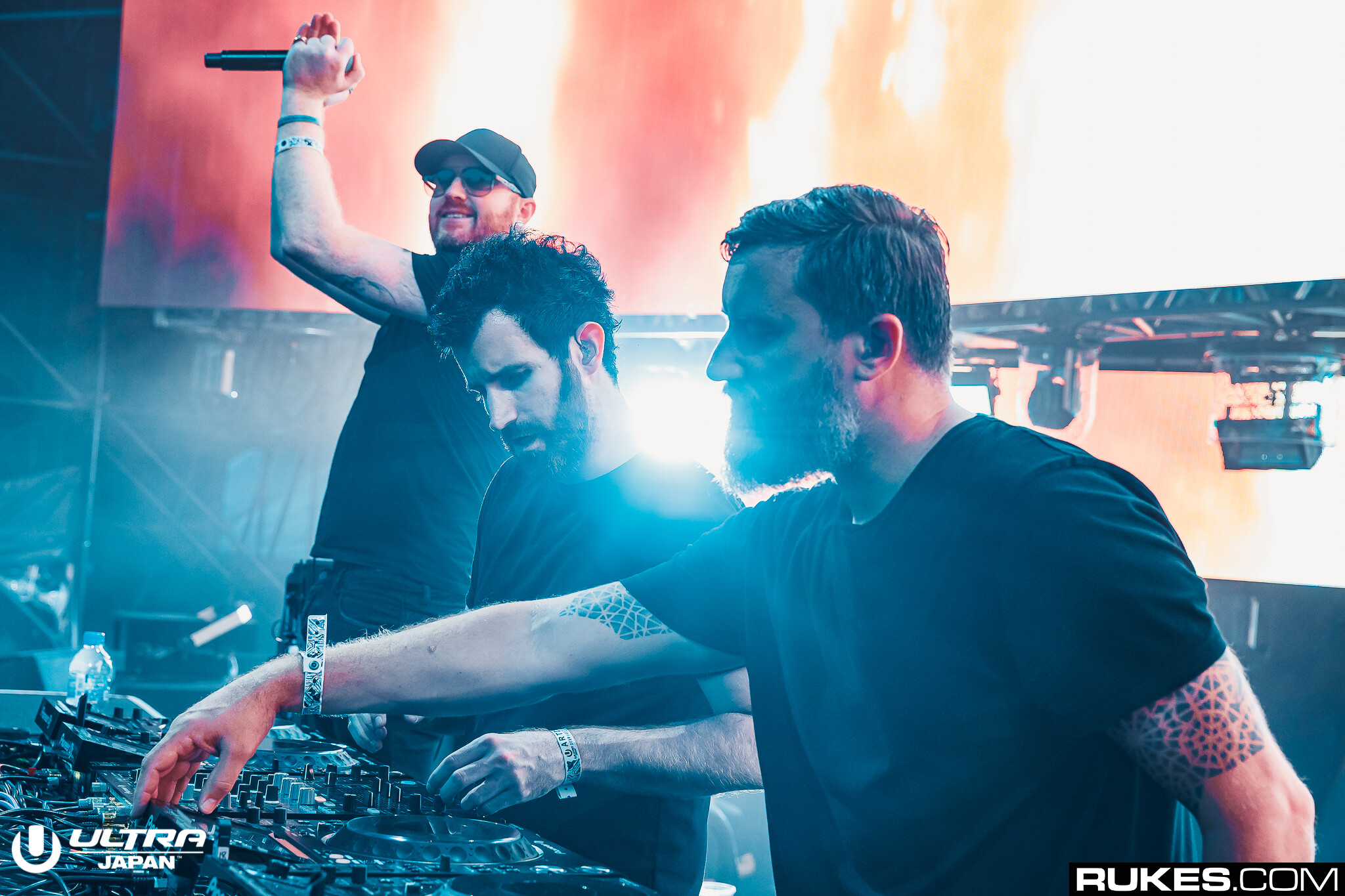Pendulum Officially Announces Two New Singles Coming Out This Week
