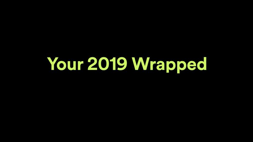 spotify wrapped