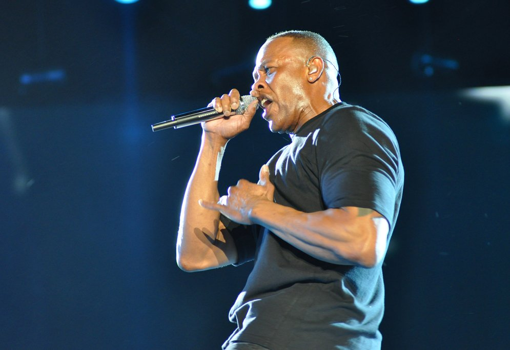 dr dre top earning musicians
