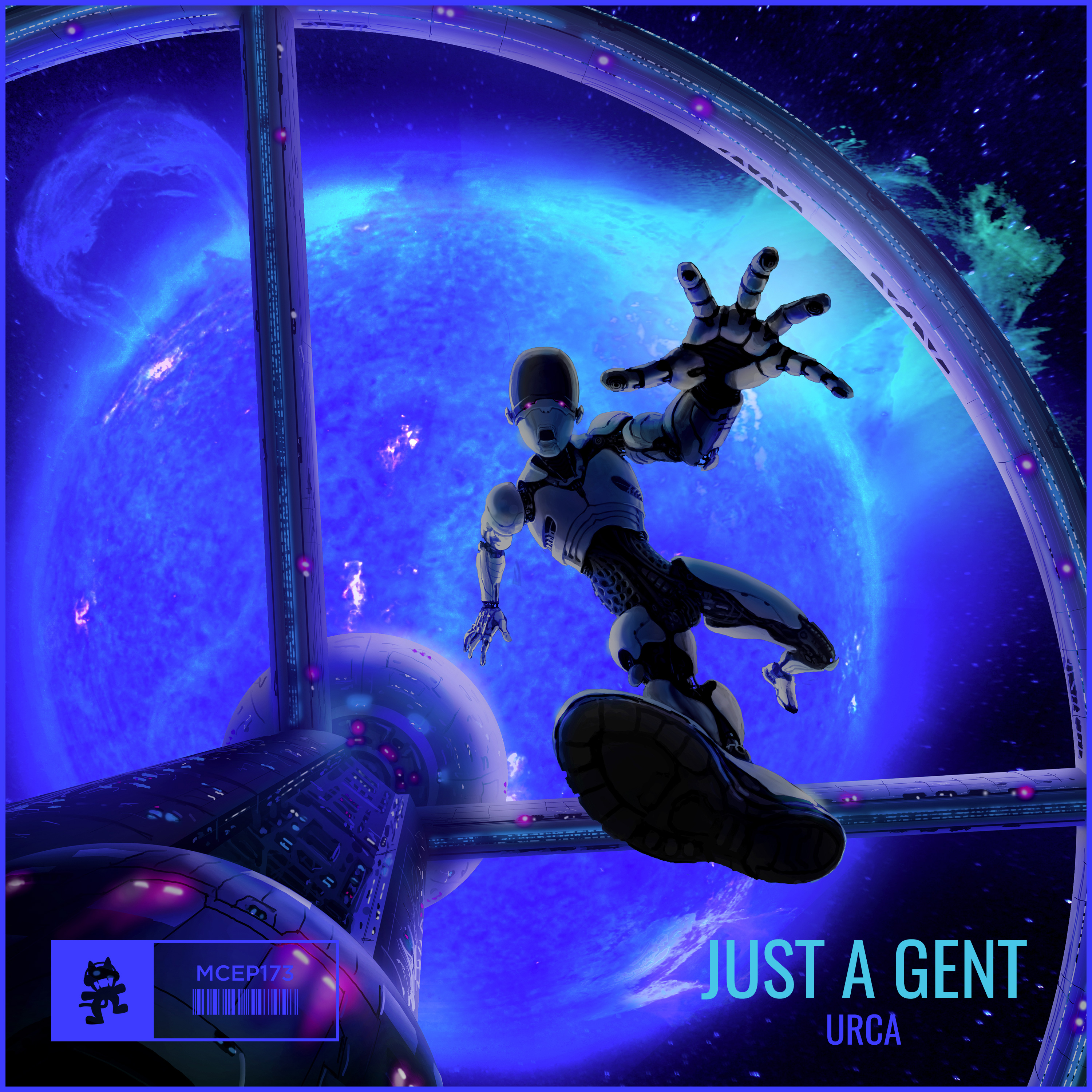 Just A Gent - URCA (Art)
