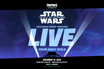 fortnite star wars exclusive