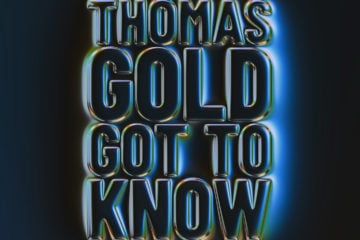 Thomas Gold - Got To Know Artwork