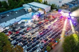 drive in rave