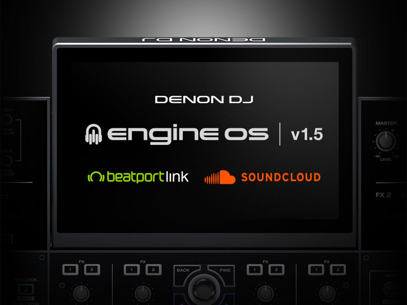 New Denon DJ Software Streams Beatport & SoundCloud Straight from the Decks