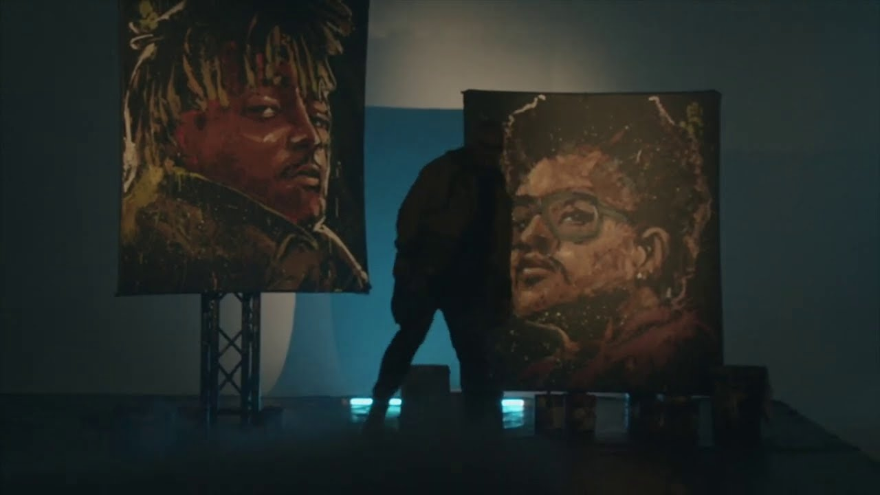 Most Posthumous Music From Juice WRLD As Collab With The Weeknd Arrives