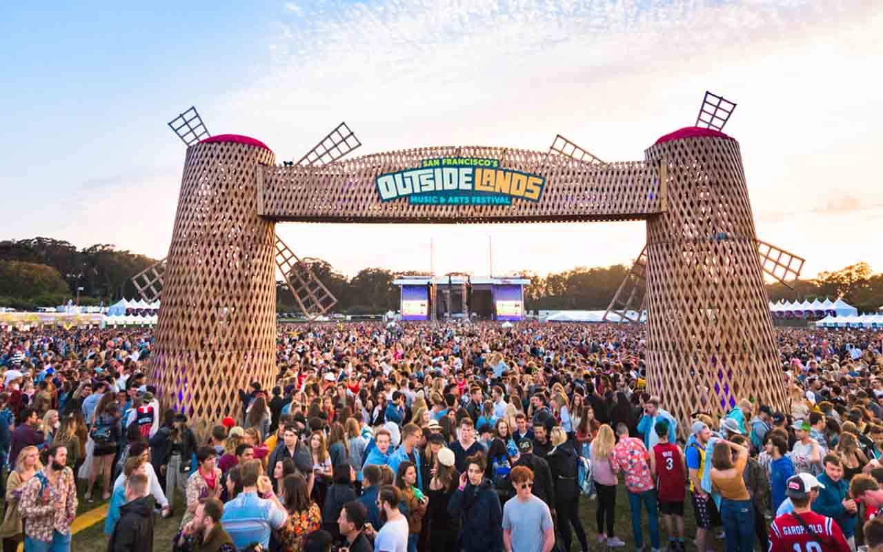 Outside Lands Announces Inside Lands Virtual Festival This Month